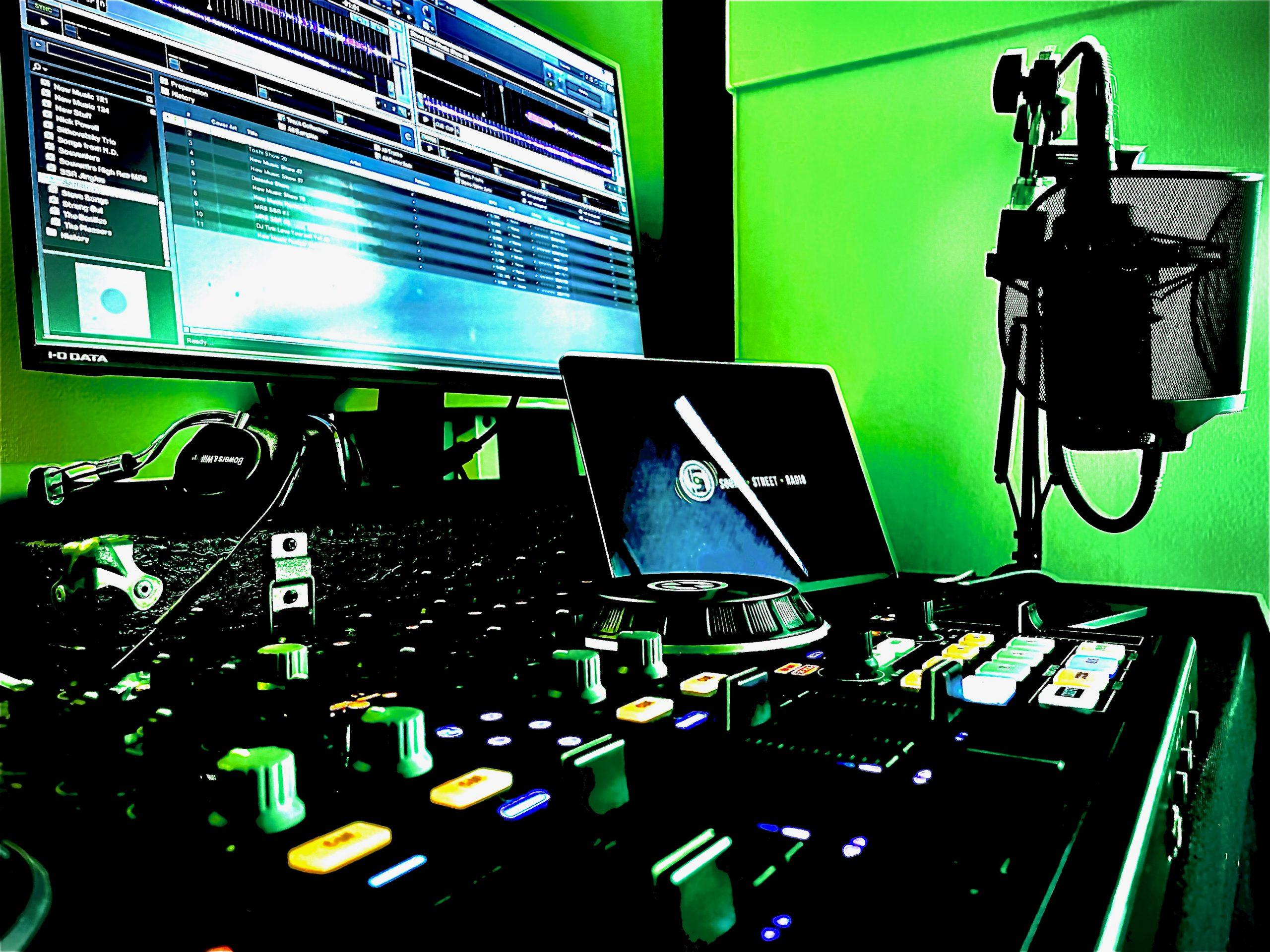 sound street studio